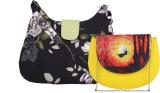 Vogue Tree Shoulder Bag (Multicolor)
