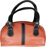 Aamin Hand-held Bag (Orange)