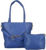 Ruby Hand-held Bag (Blue)