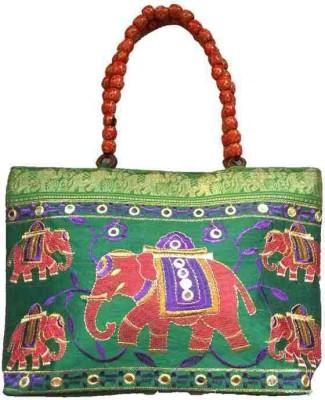 Ethnic Art Hand-held Bag
