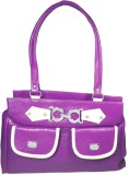 Chalissa Shoulder Bag (Purple)