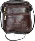 Catco Messenger Bag (Brown)