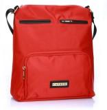 Caprese Sling Bag (Red)