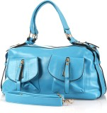 Kart Out Messenger Bag (Blue)