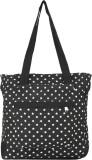 Liza Shoulder Bag (Black, White)