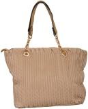 Zaken Shoulder Bag (Beige)