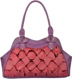 Fostelo Shoulder Bag (Purple, Maroon)