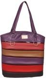 Naaz Bag Collection Hand-held Bag (Purpl...