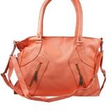 My Look Shoulder Bag (Orange)