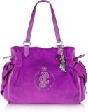 Juicy Couture Hand-held Bag (Purple)