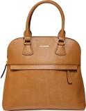 La Roma Hand-held Bag (Tan)
