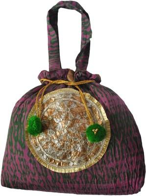 Stylocus Pouch Potli(Purple)