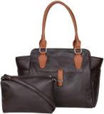 Adisa Shoulder Bag (Brown)