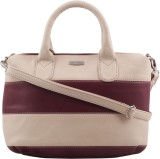 Beau Design Hand-held Bag (Maroon)