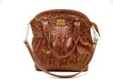 SG Collection Hand-held Bag (Brown)
