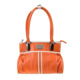 Second Skin Shoulder Bag (Orange)
