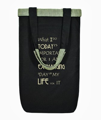 Clean Planet Tote(Forest Black)