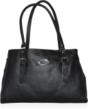 Firangi Hand-held Bag (Black)