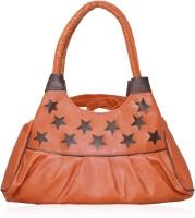 Firangi Hand-held Bag(Orange)