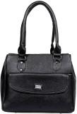 Belladona Hand-held Bag (Black)