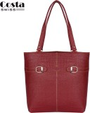 Costa Swiss Shoulder Bag (Maroon)