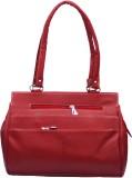 VS Creation Shoulder Bag (Red)