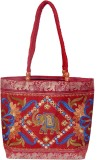 Womaniya Shoulder Bag (Maroon)