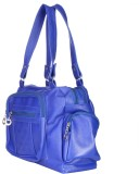 Monte Michelin Hand-held Bag (Blue)