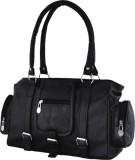 Barsha Hand-held Bag (Black, Beige, Blue...