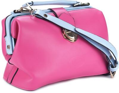 Giordano Satchel(Hot Pink)