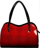 Pentafive Hand-held Bag (Red, Black)