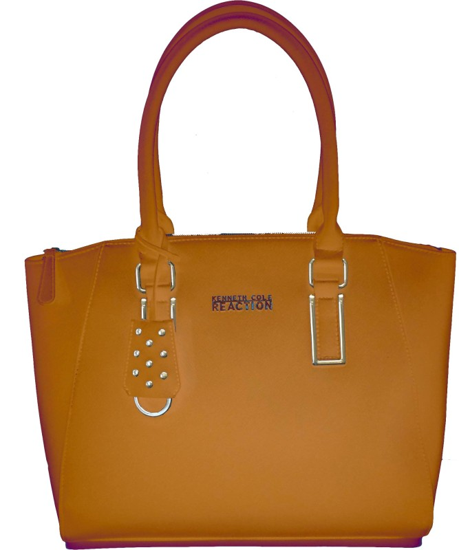 Kenneth Cole Hand-held Bag(Brown)