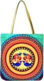 Urban Desi Tote (Multicolor)