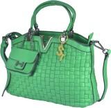 Stylathon Hand-held Bag (Green)