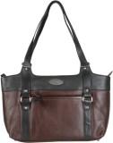 Jharcraft Shoulder Bag (Brown, Black)