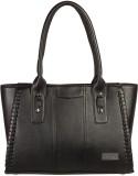 Louise Belgium Hand-held Bag (Black)