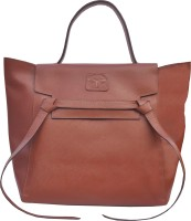 Tamanna Hand-held Bag(TAN)