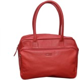 Le Craf Hand-held Bag (Red, Red)