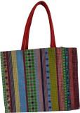 Jute Root Shoulder Bag (Multicolor)