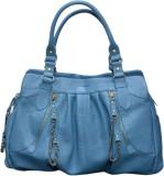 Le Craf Hand-held Bag (Blue, Blue)