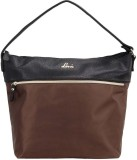 Lavie Shoulder Bag (Black, Brown)