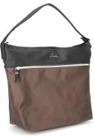Lavie Shoulder Bag(Black, Brown)