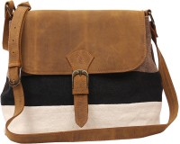 Angesbags Shoulder Bag(Brown)