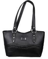 CLASSICFASHION Hand-held Bag(BLACK)