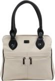 Beau Design Messenger Bag (White)