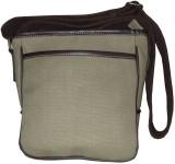 Needlecrest Messenger Bag (Khaki)