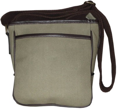 Needlecrest Messenger Bag(Khaki)