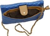 FAMOSO Sling Bag (Pink, Blue)