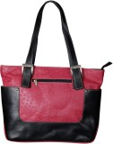 Aamin Hand-held Bag (Maroon)