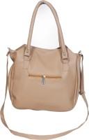 Only4you Women Khaki PU Hand-held Bag